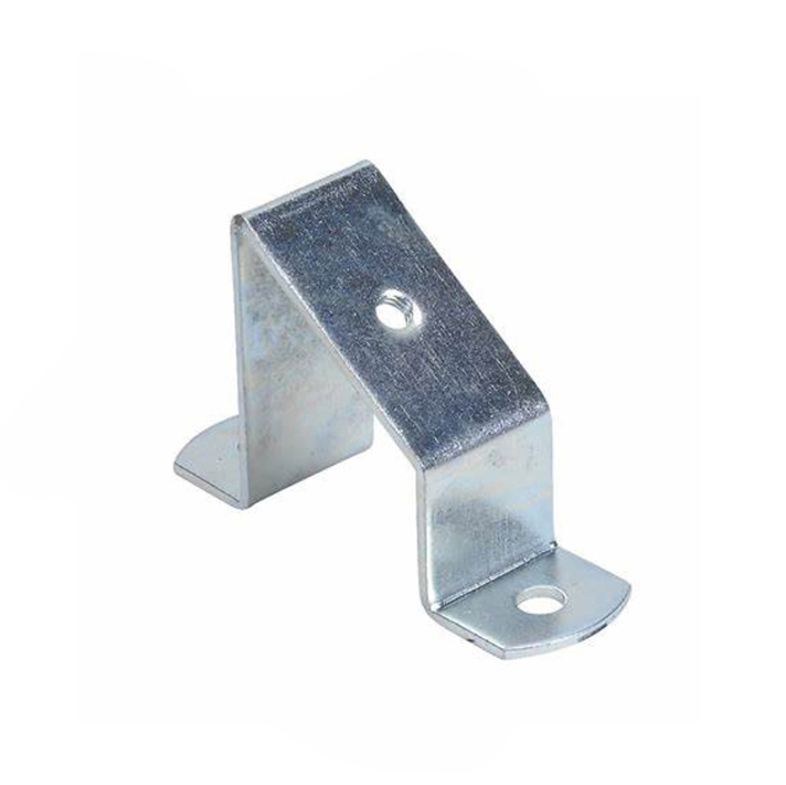 Angled Rail Support Bracket