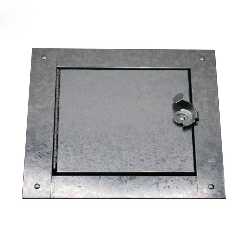 Flanged access door