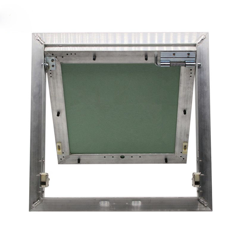 Aluminum access panel